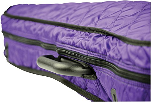Bam Hoodies Cover for Hightech Violin Case Violet by Bam (Image #2)