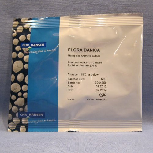 M235 50 Units M231 Flora Danica Style French Bioprox Culture M179 or M229