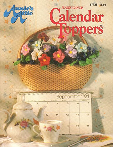 Plastic Canvas Calendar Toppers (Calendar Canvas Plastic)