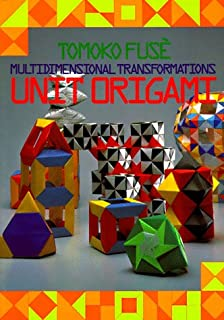 unit polyhedron origami tomoko fuse