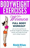 Bodyweight Exercises For Women - Full Body Workout