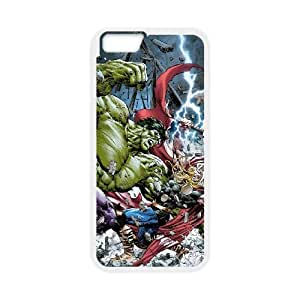 iphone6 4.7 inch Phone Case White Avengers KMH4939339