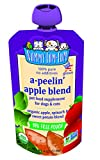 Nummy Tum Tum Organic A-Peeling Apple Blend Pet Food, 4 Ounce
