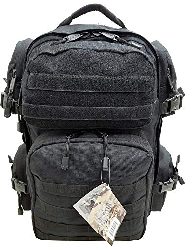 Explorer Tactical Backpack Large for Travel, Hiking, Hunting, Trekking, Camping, 3 Day Assault Pack Tactical Backpack Military or Bug Out Survival ()