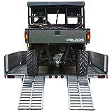 65'' Aluminum UTV/ATV/Golf Cart Loading Ramps