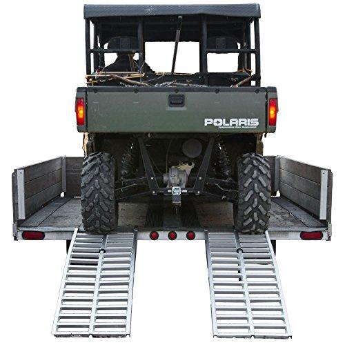 65'' Aluminum UTV/ATV/Golf Cart Loading Ramps by Rage Powersports (Image #6)