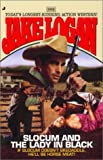 Slocum and the Lady in Black, Jake Logan, 0515133507