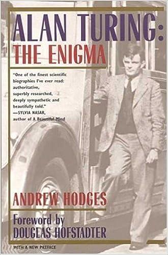 Alan Turing: The Enigma: Amazon.es: Andrew Hodges, Douglas Hofstadter: Libros en idiomas extranjeros