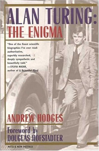 Alan Turing: The Enigma by Brand: Walker n Company