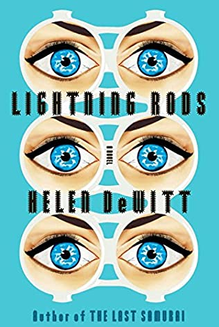 book cover of Lightning Rods