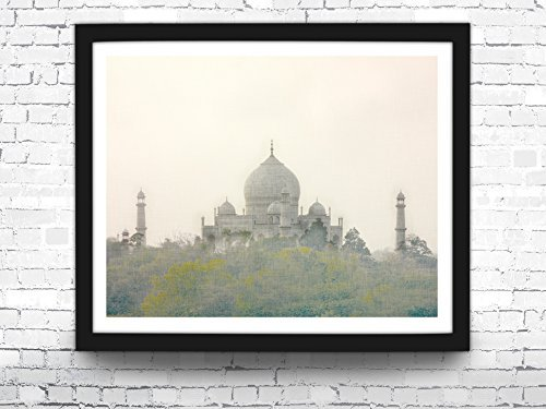 Taj Mahal Art Print, Taj Mahal, India Photo, Hindu Decor, Indian Wall Art, Taj Mahal Print, Taj Mahal Wall Art, Hindu Poster, Taj Mahal Art