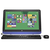 HP 22-3030 21.5 Inch Touchscreen All-in-One Desktop (AMD A6 6130, 4 GB RAM, 500 GB HDD, AMD Radeon R4 Graphics)