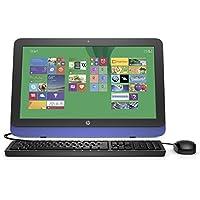 HP 22-3030 21.5 Inch Touchscreen All-in-One Desktop (AMD A6 6130, 4 GB RAM, 500 GB HDD, AMD Radeon R4 Graphics)