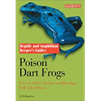 Retile Keeper's Guide: Poison Dart Frog (Reptile keeper's guides)