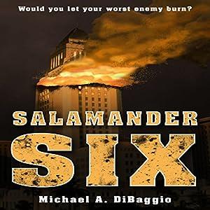 Salamander Six Audiobook