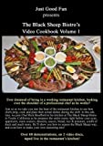 The Black Sheep Bistro's Video Cookbook Vol 1 (2 disc set)