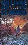 L'héritage de Vashna par Dever