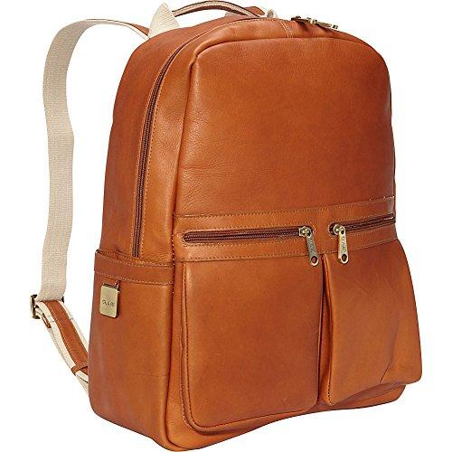 Clava City Pocket Laptop Backpack (Vachetta Tan)