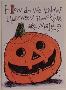 Amazon.com : Greeting Card Halloween Humor