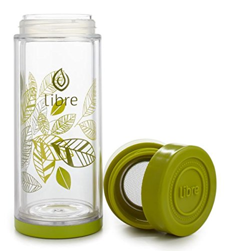 Libre glassn Glass Lively Leaves product image