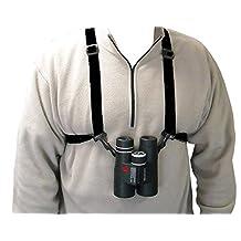 Horn Hunter Bino Harness System (Black)