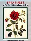Treasures of the Royal Horticultural Society, Brent Elliott, 0881922978