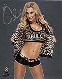 #5: Carmella Wwe Womens Diva Signed Autograph 8x10 Photo #2 W/Proof - Autographed Wrestling Photos