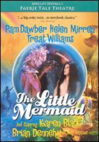 Adventures Little Mermaid (Faerie Tale Theatre - The Little Mermaid)