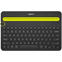 Logitech Bluetooth Multi-Device Keyboard K480, Black