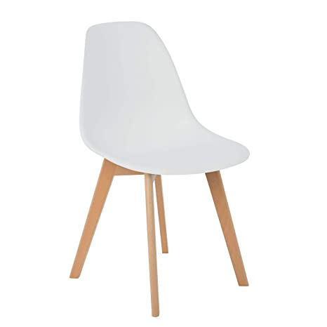 SKLUM Silla IMS Nordic Blanco - (Elige Color)