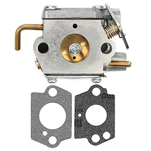 Butom 753-04333 Carburetor with Gasket for Craftsman 31679111 31679112 Trimmer 316292621 316292620 316.292620 2-Cycle Mini-Tiller Cultivator ()