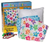 Creativity for Kids Crafty Girl Make Your Own Fleece Pillow by Creativity for Kids