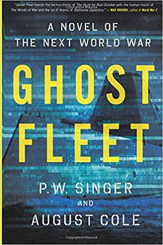 Image result for ghost fleet amazon