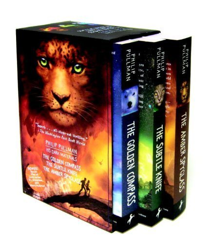 His Dark Materials Yearling 3-book Boxed Set by Pullman, Philip (2003) Paperback