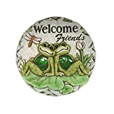 Comfy Hour 10″ Frog Garden Stepping Stone Review
