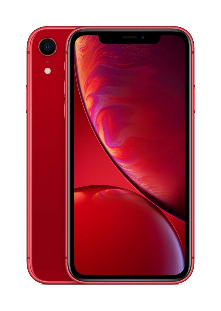 7ead8cb1ff iPhone XR (64GB, RED): Amazon.in: Amazon.in