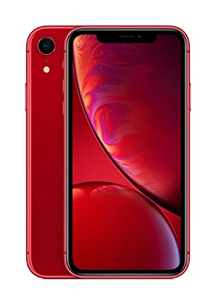 8680b056108 Amazon.com  Apple iPhone XR (64GB) - (PRODUCT)RED  works exclusively ...