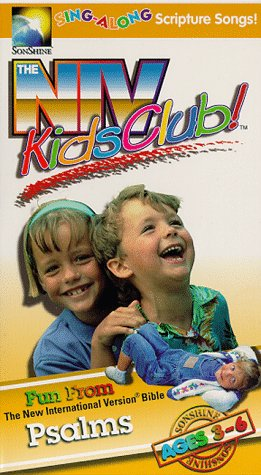 Niv KidsClub:Psalms [VHS] by Inspired Corporation