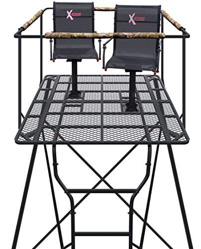 - X-Stand Treestands XSQP846 The Kingpin Tower
