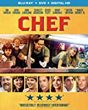 Chef (Blu-ray + DVD + DIGITAL HD)