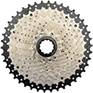LANXUANR 10 Speed Mountain Bicycle Cassette Fit for MTB Bike, Road Bicycle,Super Light