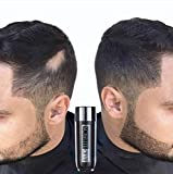 HAIR ILLUSION 100% Natural Real Hair Fibers for the Balding, Thinning Hair of Men and Women - Natural Texture Hair Loss Concealer