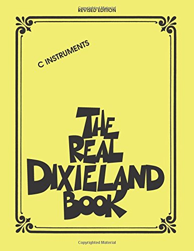 The Real Dixieland Book: C Intruments ()