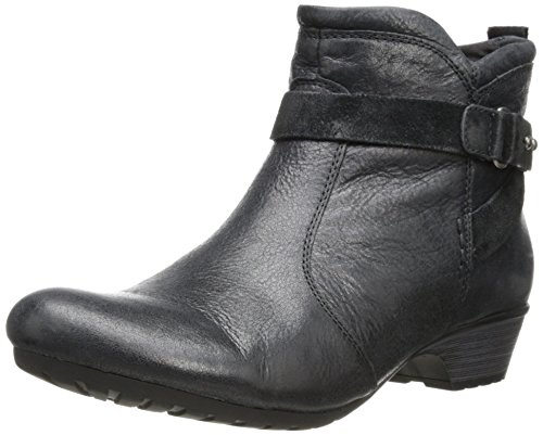Cobb Hill Rockport Women's Ginny-CH Chelsea Boot Black