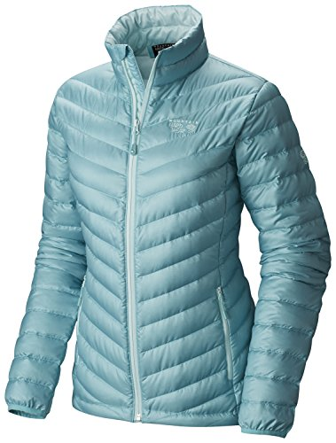 Mountain Hardwear Nitrous Down Jacket - Women's Spruce Blue Small
