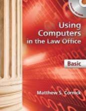 Using Computers in the Law Office - Basic (Paperback)