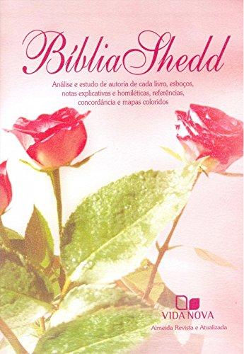 Bíblia Shedd - Capa Covertex Feminina