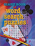 Giant Book of Word Search Puzzles (Giant Book Series)