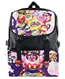 kirby backpack - Gumstyle Kirby Anime Cosplay Backpack Shoulder Bag Rucksack Schoolbag Knapsack for Boys and Girls