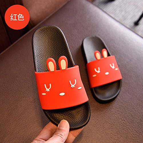 Soft The Home fankou Slippers Plastic Cat Cute Bath Slip Indoor Bathroom Stay Slippers Summer Red Bottom Rabbit Thick Non Cool 29 a Female Has Slippers z6rq6dwxA